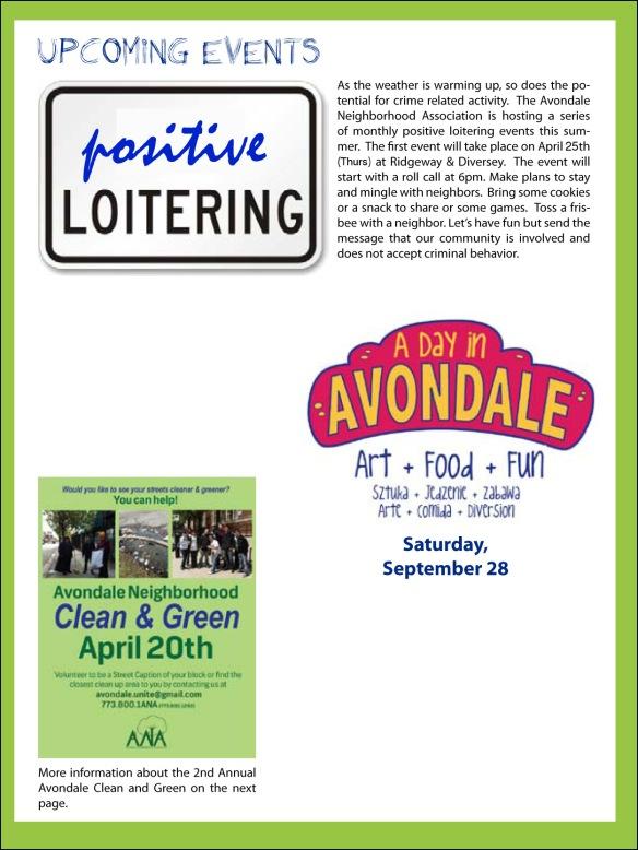 Avondale Minutes 3-18-13 2