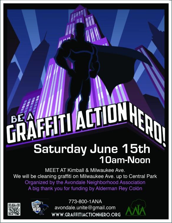 Graffiti Action Day